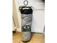 Boxing/exercise punch bag full size