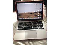 "MacBook Pro retina 13"" early 2015 model"