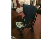 OBaby Atlas Lite Stroller Limited Edition - perfect condition, barely used. May deliver locally.