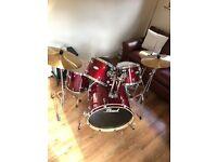 Pearl Intermediate Drum Kit