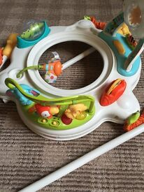fisher price jumperoo £20