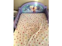 Frozen, Disney Toddler Bed
