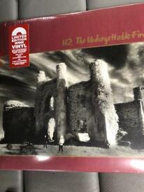 New sealed vinyl records ltd edition u2 stones primal scream sealed