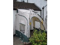 Outdoor Revolution Caravan Porch Awning in very good condition.