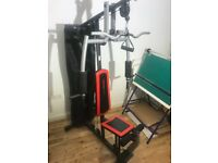 Multi purpose Weights bench