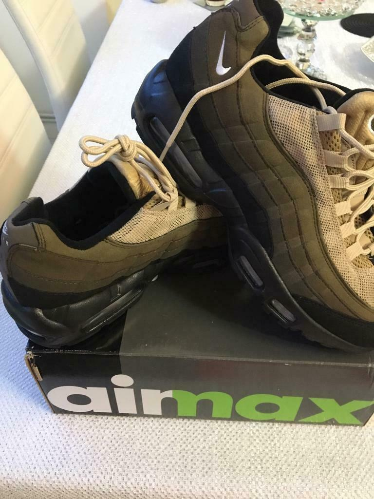 hot sale online c525f 30a70 SIZE 6 7 8 9 10 11 BRAND NEW NIKE AIRMAX 95 110 AIR MAX BOXED TRAINERS 95s  110s (NOT) tn 90 97 Vapor | in Erdington, West Midlands | Gumtree