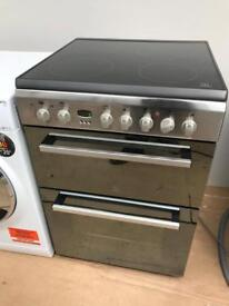New indesit 60cm electric cooker.....CURRYS PRICE £419
