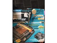 Plasplugs Compact Plus 20mm Tile cutter - used for one job only