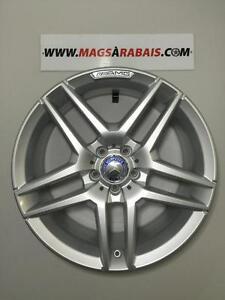 MAGS 19 pouces MERCEDES NEUFS + pneus *HIVER* 2 SUCCUSALES : QUÉBEC / LAVAL
