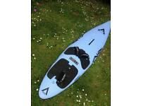 2.55m windsurfing board