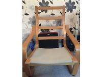 Ikea poang chair frame