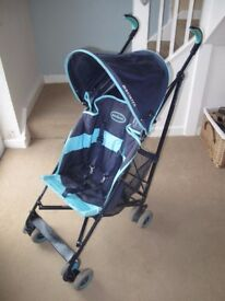 Small pushchair