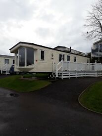 Lovely Holiday home sited on Waterside Holiday Park Weymouth