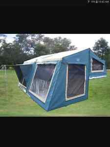 Camper trailer tent only Heathridge Joondalup Area Preview