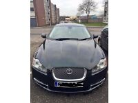 2010 JAGUAR XF-SPORT Luxury D 4 Dr (275BHP) 3L V6 Diesel LOW MILEAGE or P/X for Civic Type R + Cash