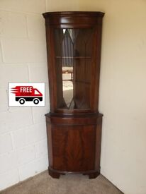 Corner wooden unit (free delivery)