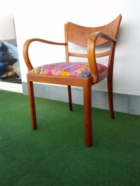 armlehnstuhl bauhaus art deco jugendstil in baden. Black Bedroom Furniture Sets. Home Design Ideas
