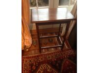 Beautiful Victorian window table