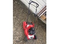 Cobra mower with reliable Briggs and Stratton engine fully working no box