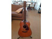 Yamaha FG160 Acoustic - 1973 Vintage !