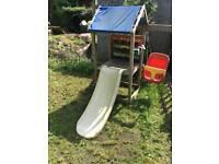 Children's garden play frame. Free to collect