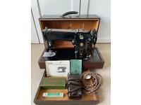 Vintage Singer Electric 306k sewing machine