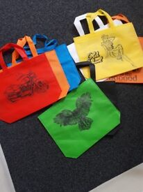 Small shopping bags
