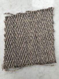 CARPET- Sisal Herringbone in excellent condition