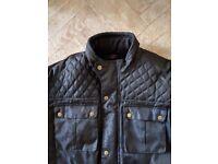 ARMR Moto Komura Motorcycle Jacket - like NEW plus back protector all worth 150 GBP