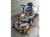 Stiga ride on mower