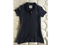 Navy Jack Wills Polo Top- Size 10