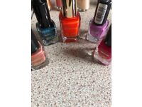 Nail varnish - Four colours For Sale €8