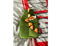 Dinosaur Kid's Hot Water Bottle