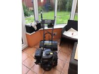 As good as new Hardely used genuine reason for sale . Allotment Rotavator .