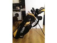 WILSON ultra gsd golf set with all clubs included stand n sleeve Brand new BARGAIN delivery aswell