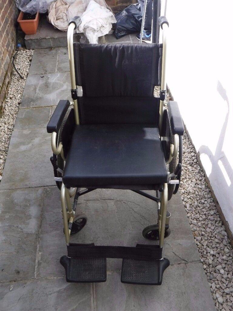 Black adult Wheelchair