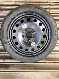 M3 spare wheel