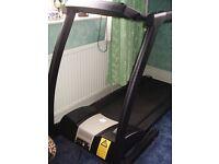 Motorised Treadmill. VGC Decathlon Domyos TC140 with instructions