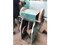 3 phase polishing wheel