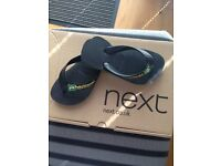Havaianas childs size 25-26 NEW never used