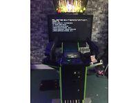 Aliens Extermination arcade machine