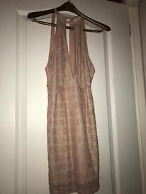 Pretty Little Thing. Key Hole Dress