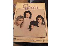 Queen Music Book