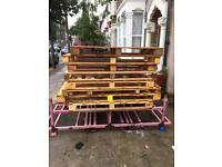 Pallets Free of Charge