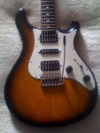 Very Rare 1993 USA PRS EG2 Electric Guitar for sale