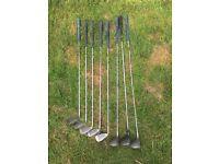 keno Half Set Golf Club