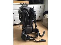 Deuter Kid Comfort II child carrier backpack