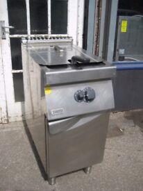 Catering fryer gas lpg (propane) ZANUSSI 9PDX 178114 refurbished.