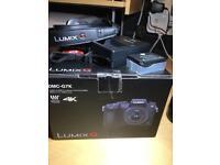Panasonic LUMIX DMC-G7 micro four thirds format camera