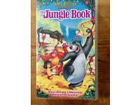 THE JUNGLE BOOK - ORIGINAL DISNEY FILM - VHS VIDEO!